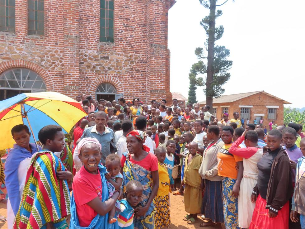 Women of Mrangara of Province Ngozi