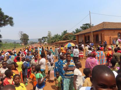 Church of Marangara in Province Ngozi