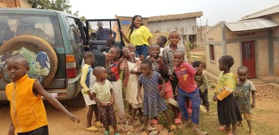 Children of Province Ngozi