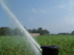 Lawn sprinkler repair Knoxville