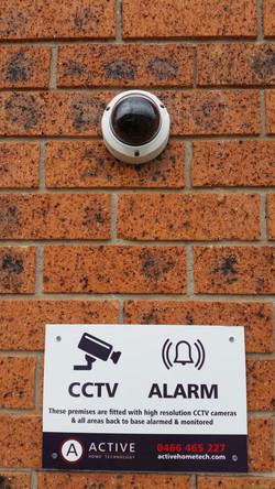 Commercial CCTV Installation