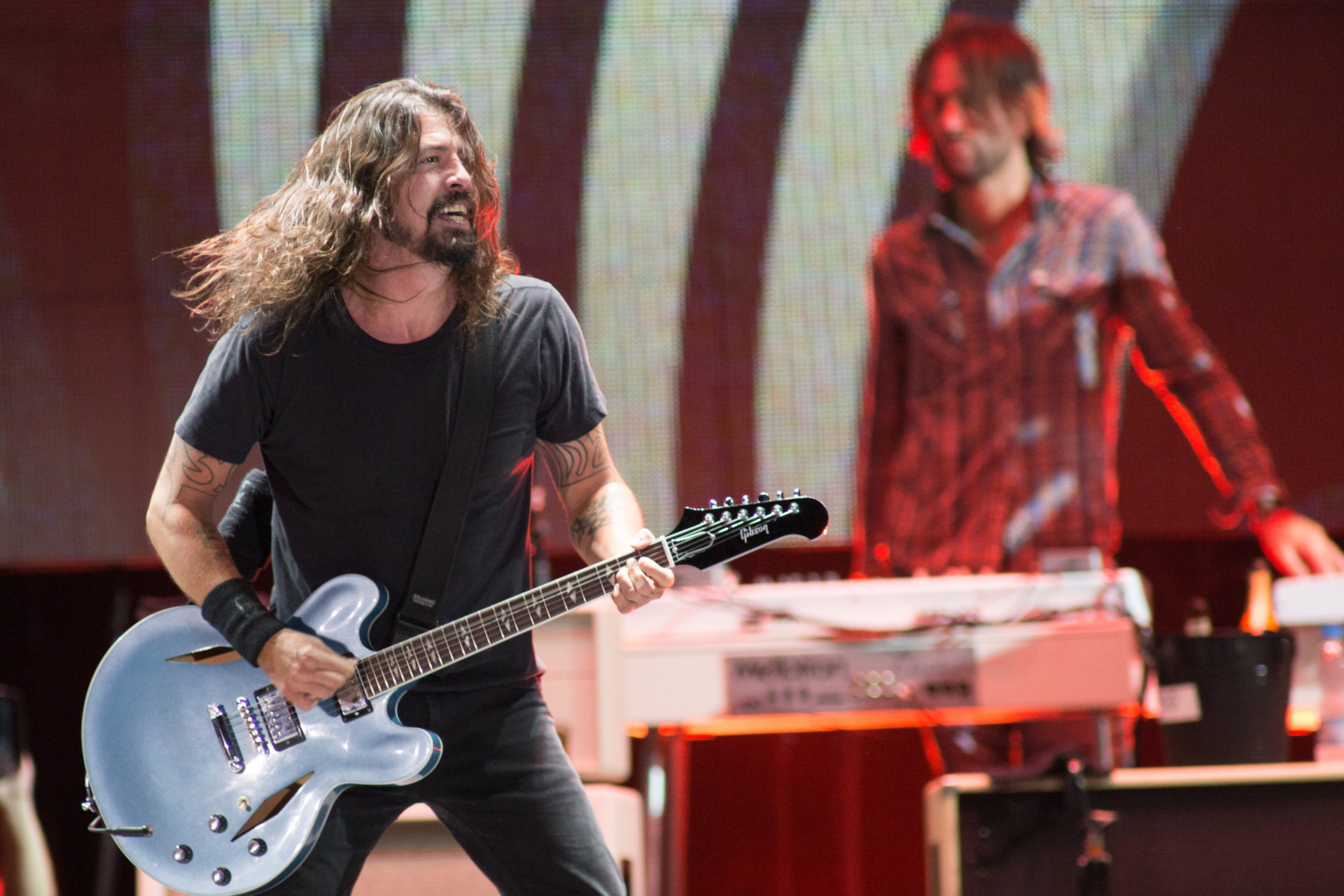 Foo Fighters _ Maracanã, Rio 2015