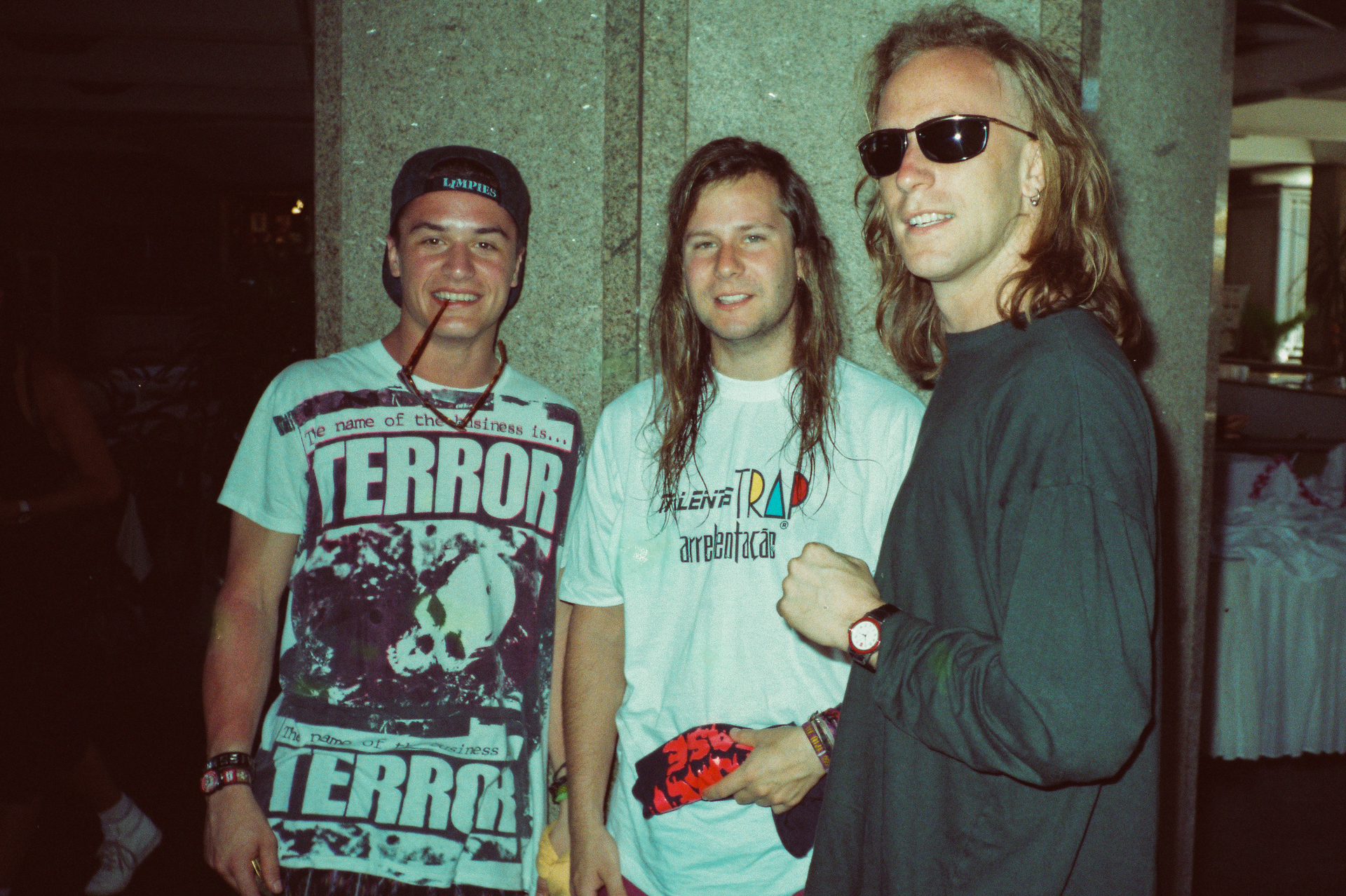 Faith No More BASTIDORES RIR 1991