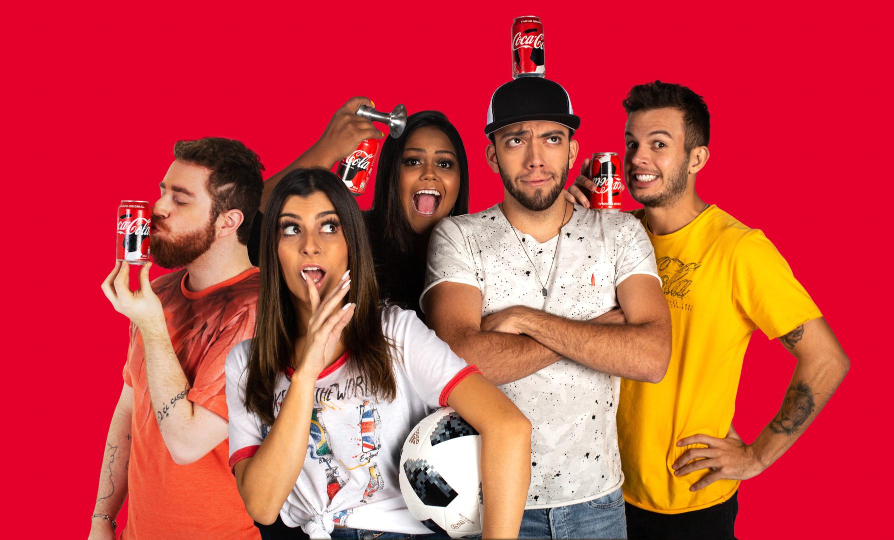 Coca-Cola INFLUENCIADORES