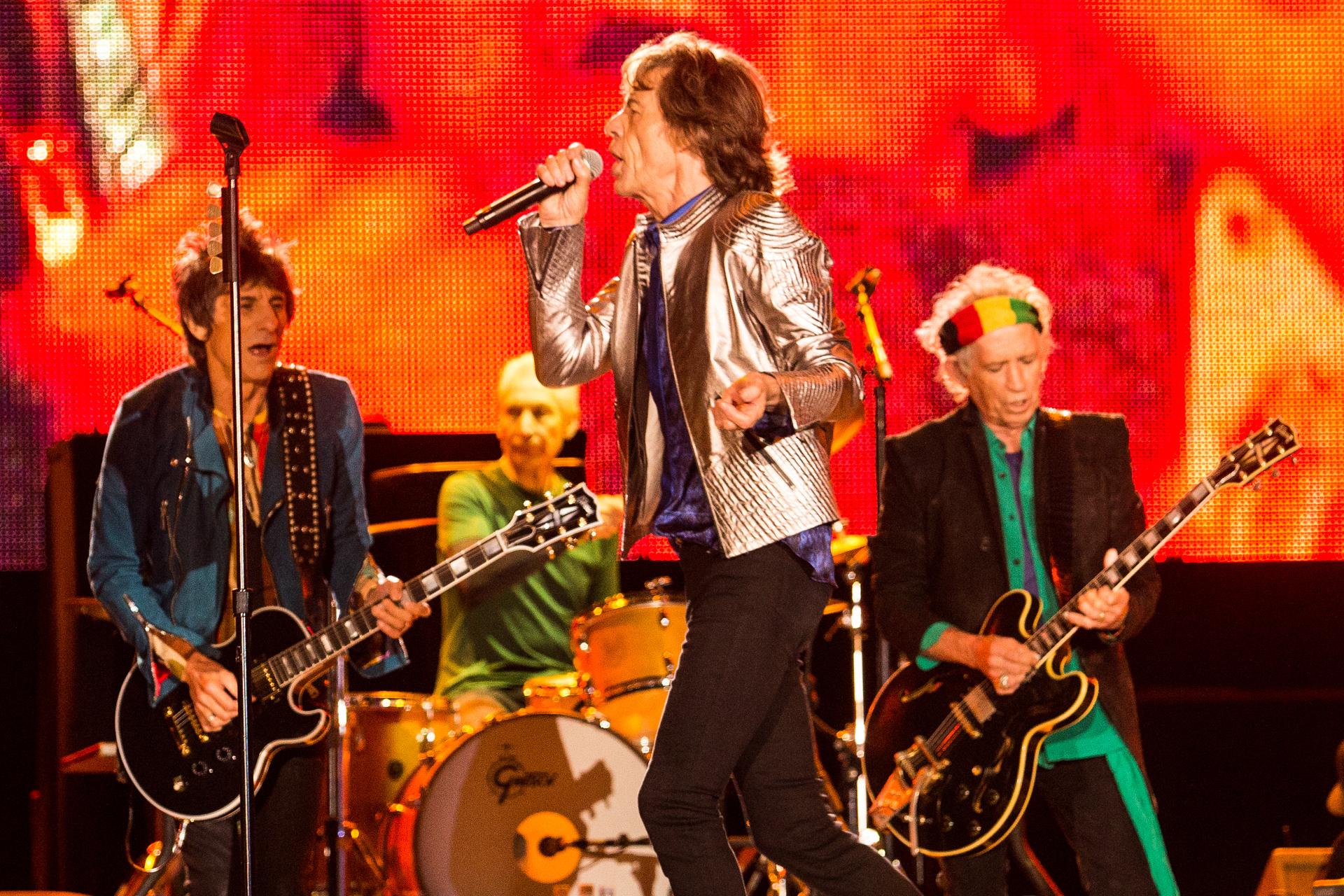 The Rolling Stones RIR Lisboa 2014