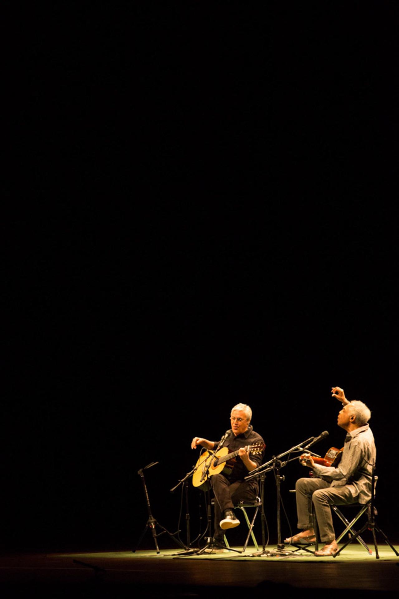 Caetano Veloso + Gilberto Gil _ 2015