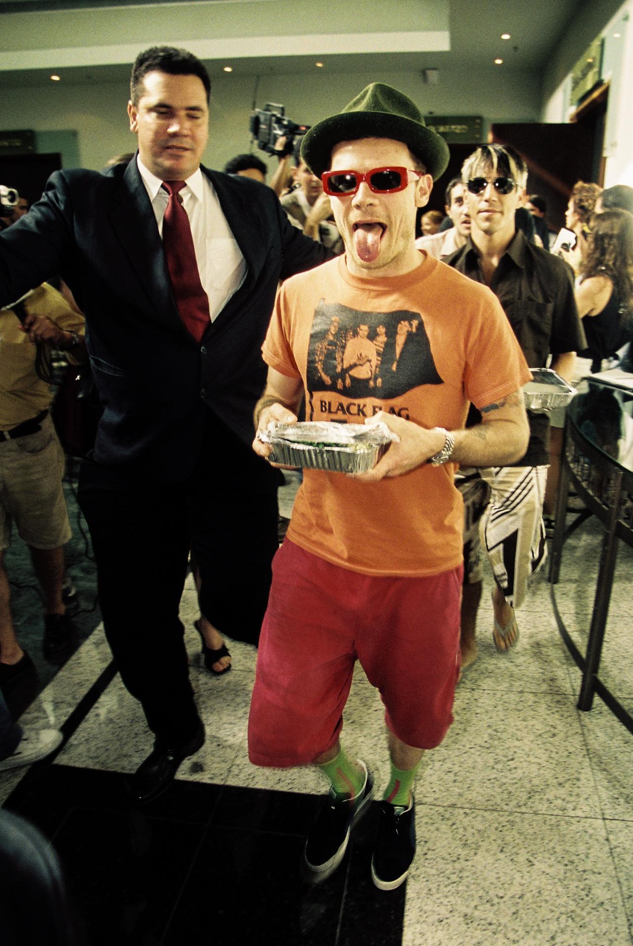 Flea RHCP RIR 2001