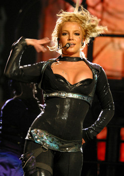 Britney Spears RIR Lisboa 2004