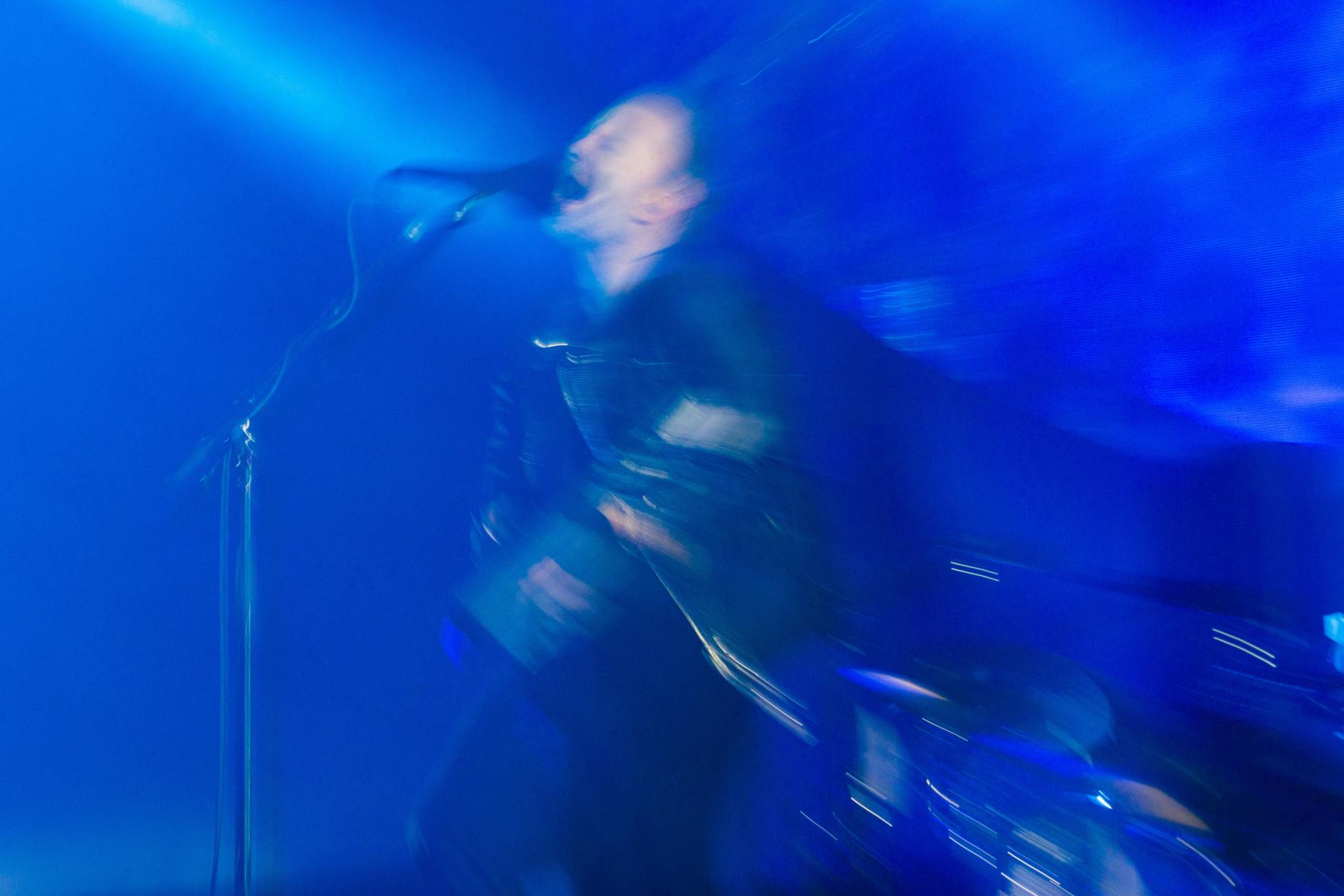 Radiohead - Allianz Parque 2018