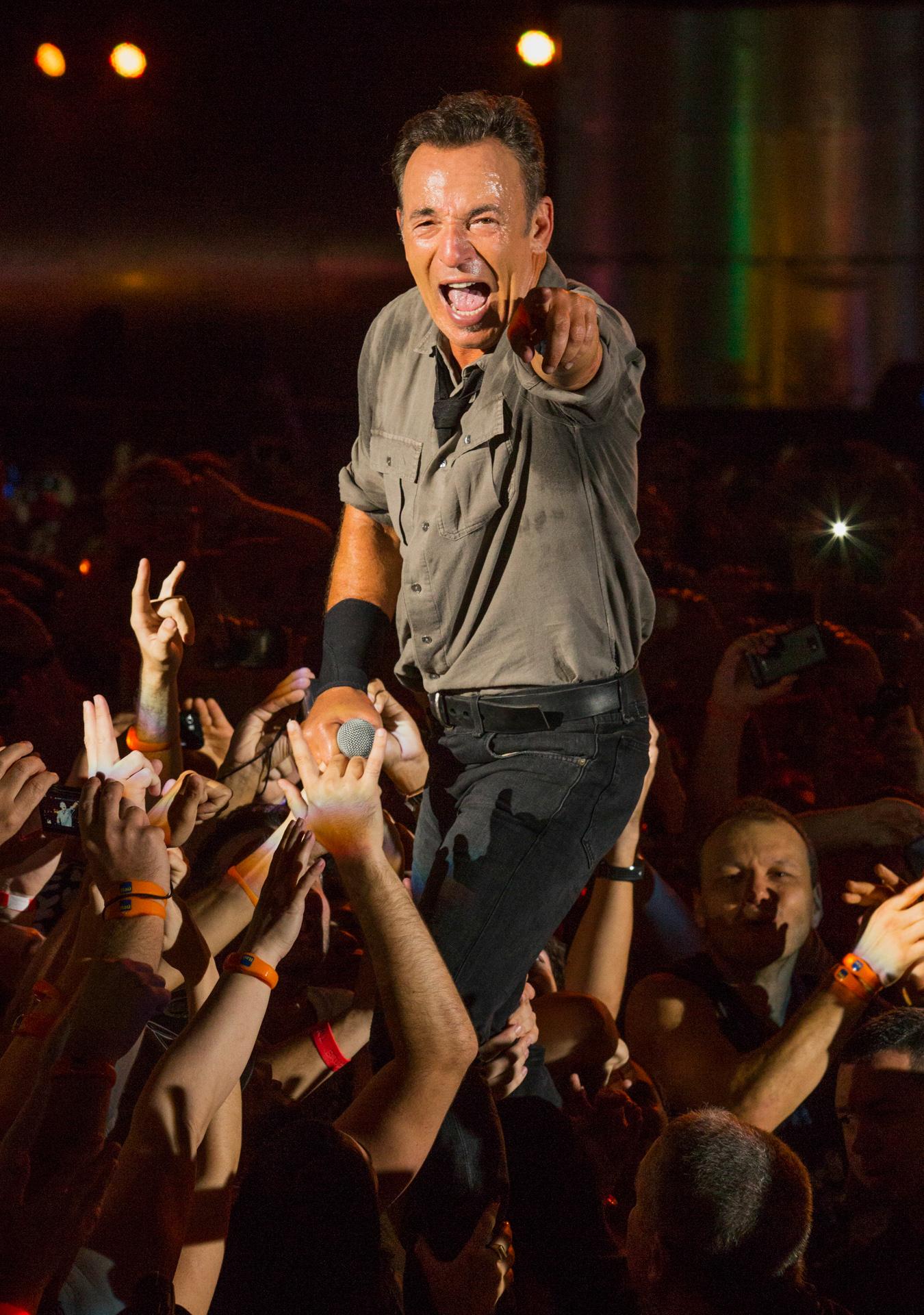 Bruce Springsteen RIR 2015