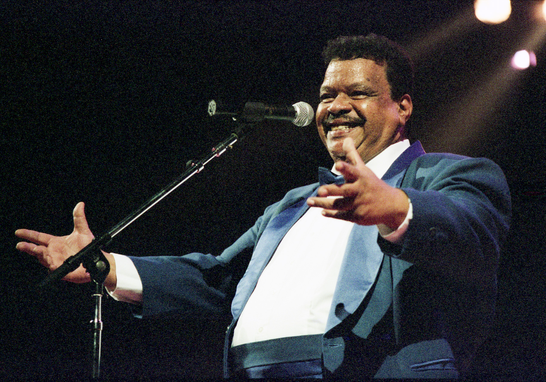 Tim Maia _ Metropolitan, Rio 1998