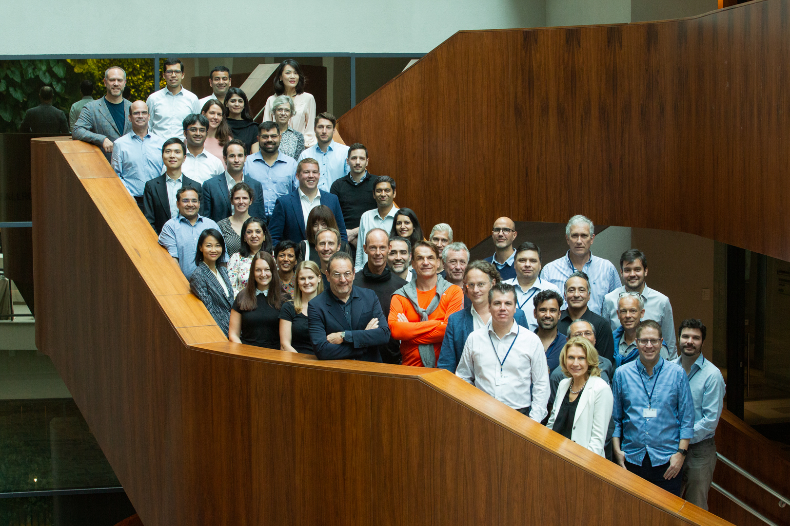 Bertelsmann Group 2018