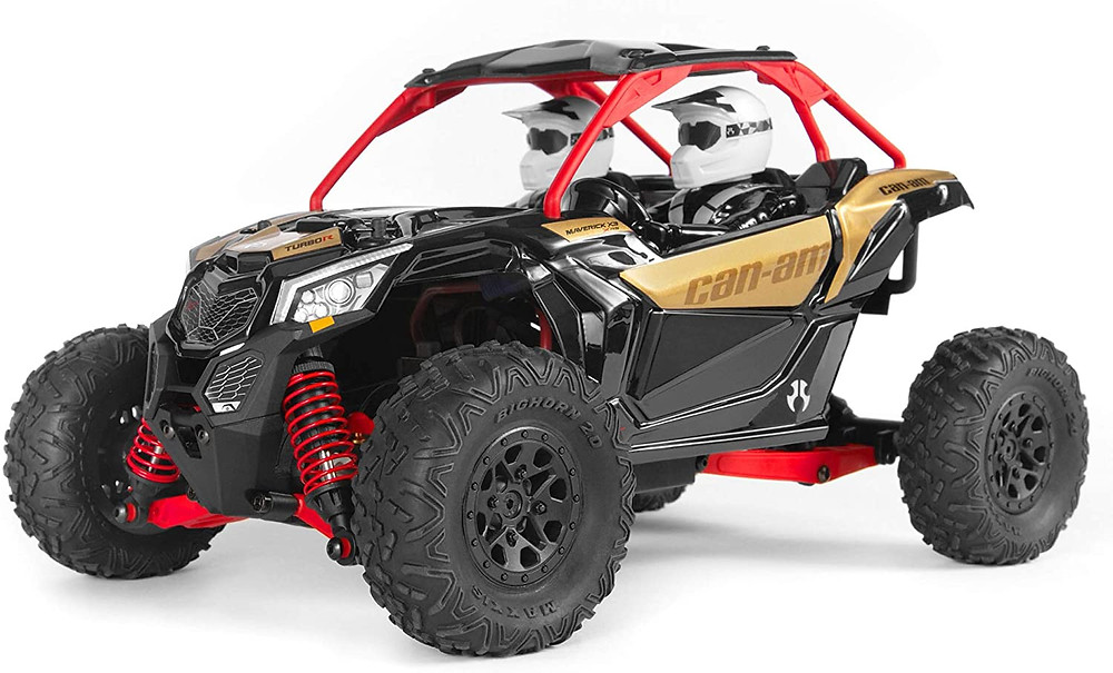 Best Side x Side Remote Control Car Axial Can-Am