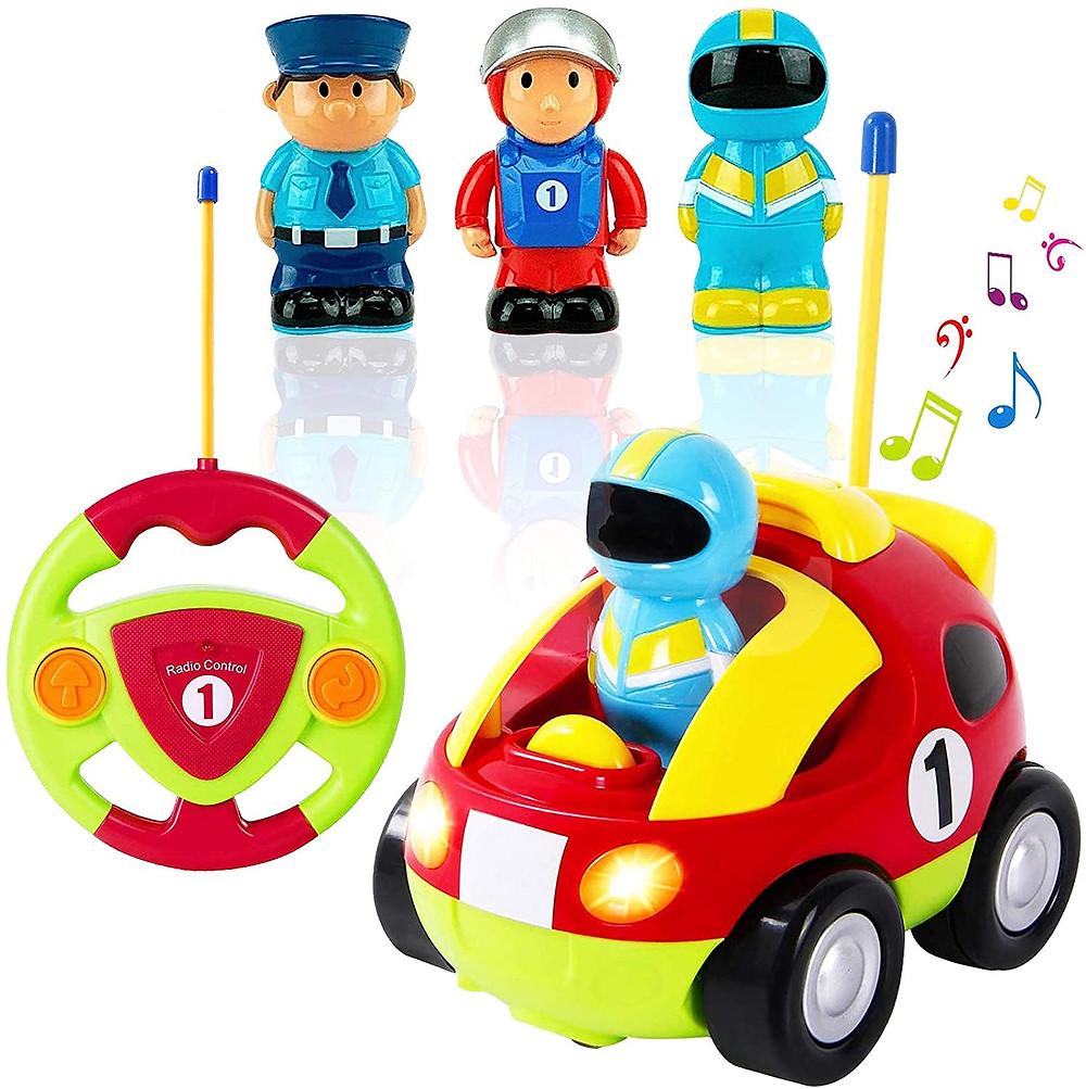 Toddler Remote Control Car