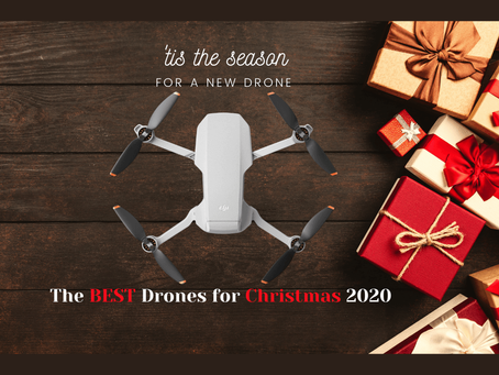 The BEST Drones for Christmas 2020!         Beginners Drone Buying Guide