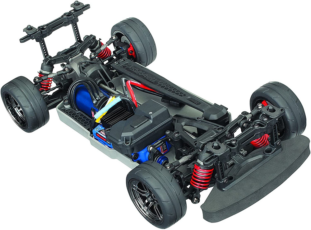 Traxxas 4-Tec RC Car