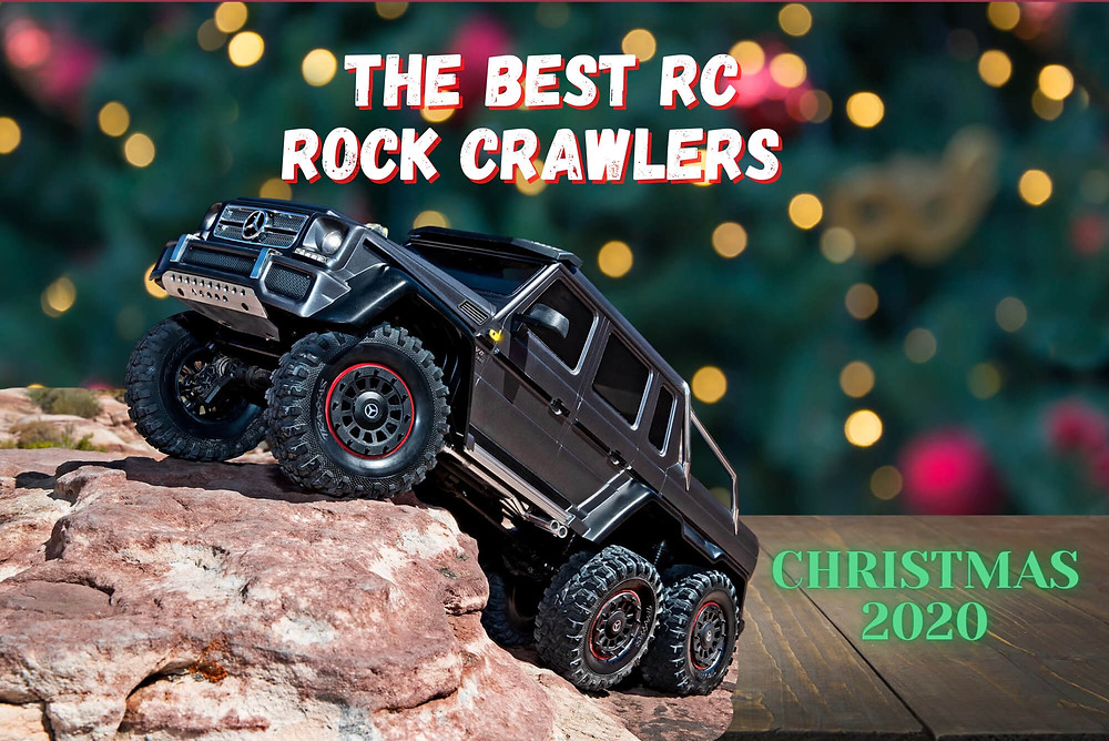 The BEST RC Rock Crawlers