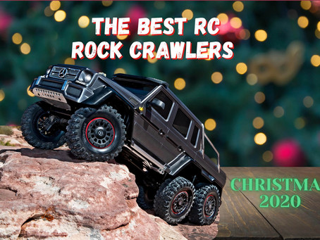 The BEST RC Rock Crawlers for Christmas 2020 | RC Car Buyers Guide