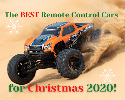 The Best RC cars for Christmas 2020