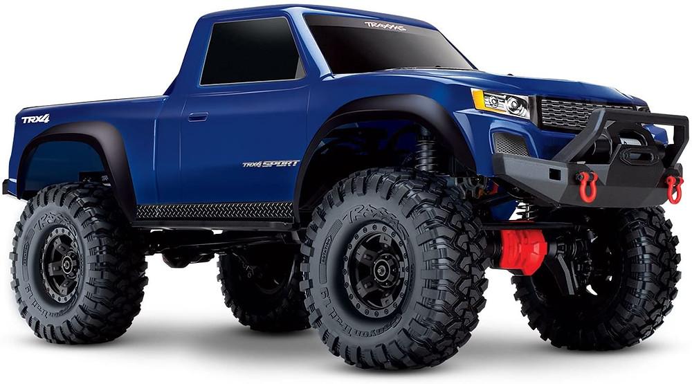 Traxxas TRX-4 Sport Rock Crawler RC Car