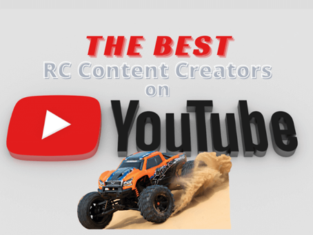 The BEST RC Content Creators on YouTube!