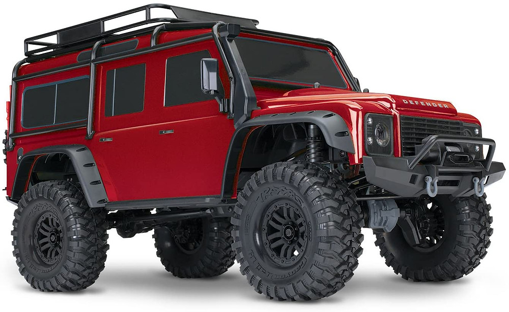 Amazon's Most Wished for RC Truck Traxxas