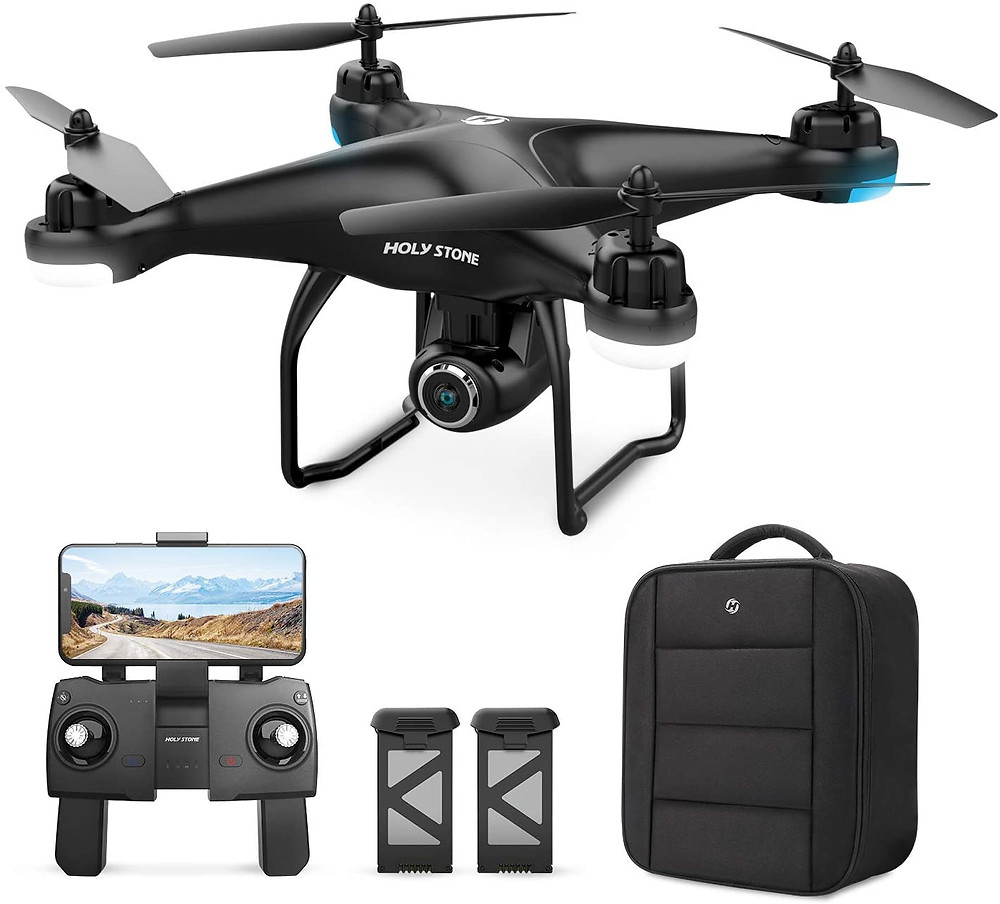 Holy Stone 120D Drone Best Christmas Drones