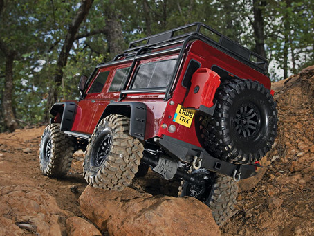 Traxxas TRX-4 RC Truck, Amazon's Most Wished for Remote Control Truck