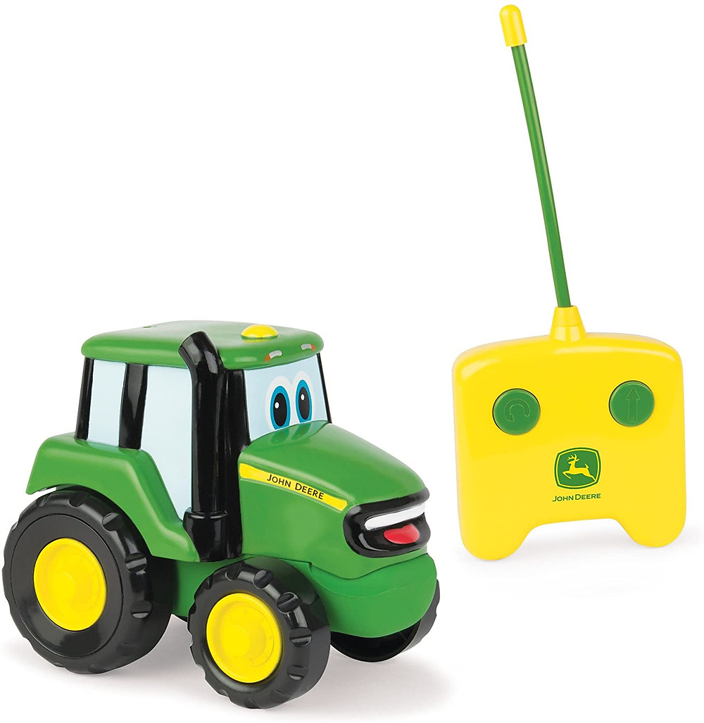 Toddler-Kids-Remote-Control-Tractor