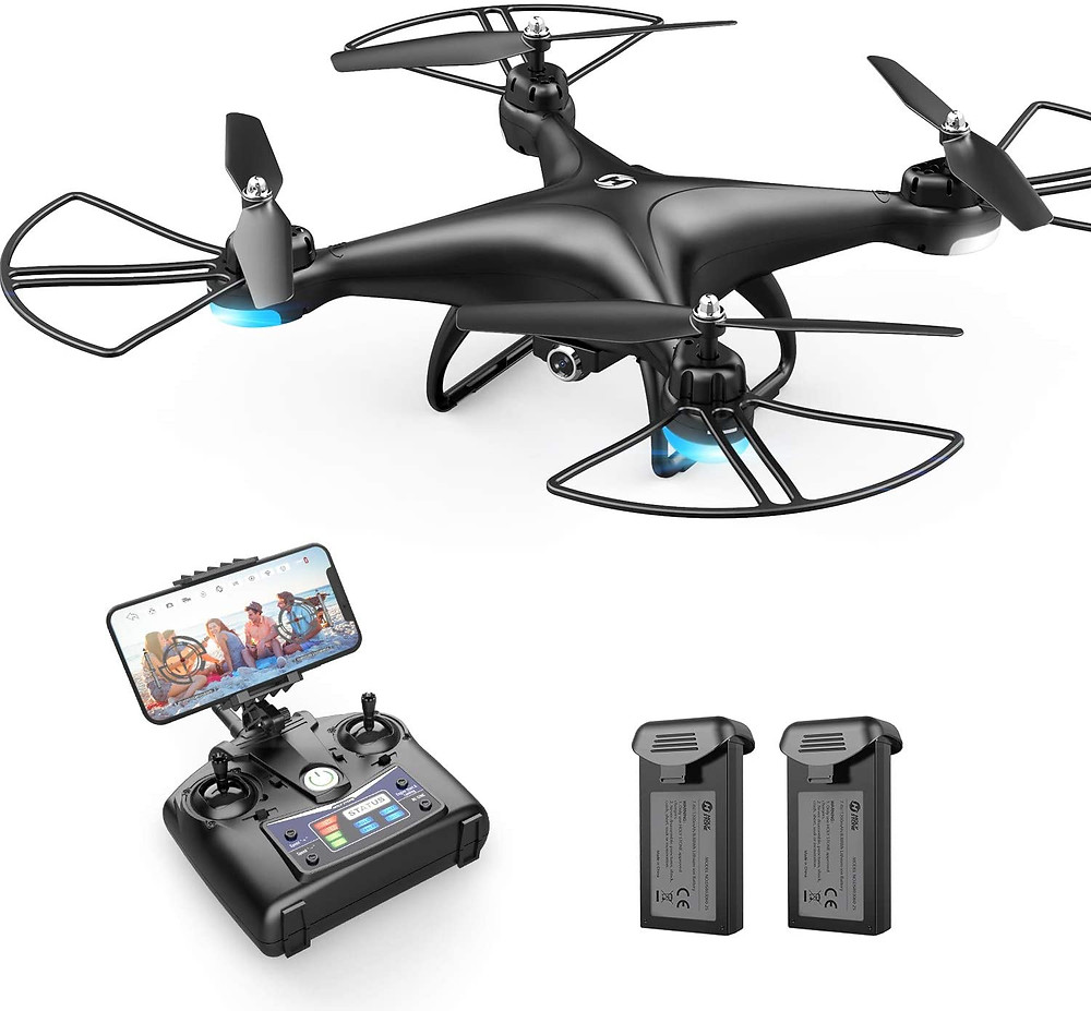 Holy Stone HS110D Drone Review Best Christmas