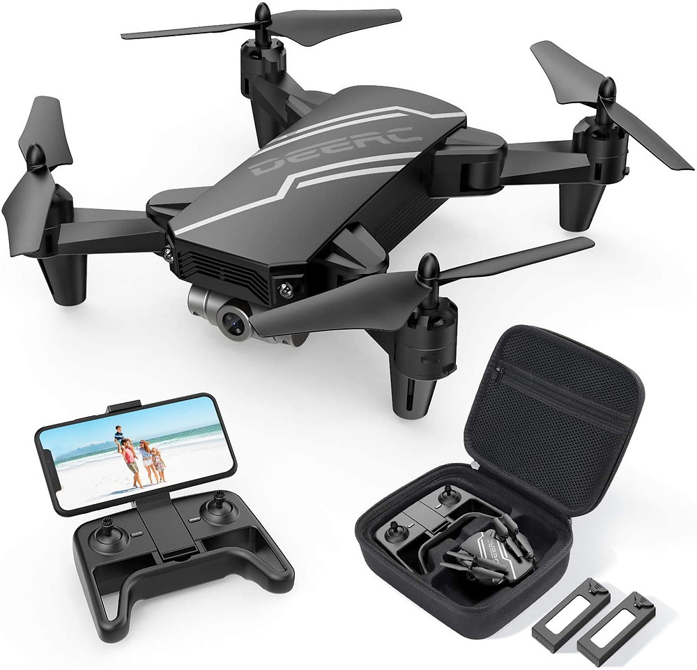 DEERC D20 Remote Control Drone from Amazon