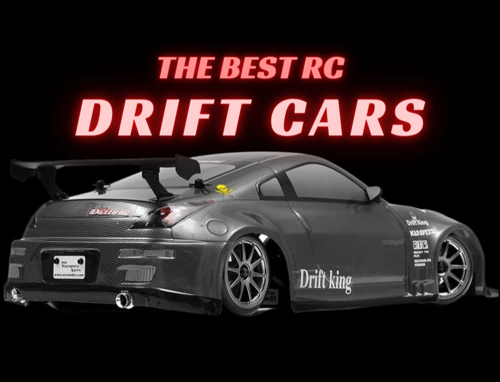 BEST RC Drift Cars 2021