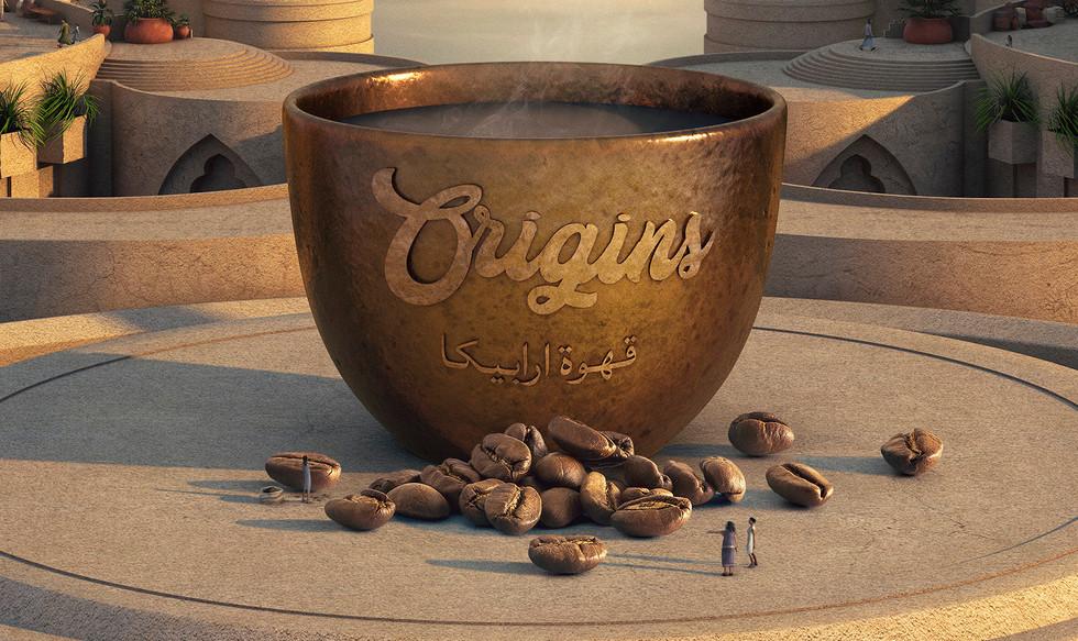 Origins Arabica Coffee