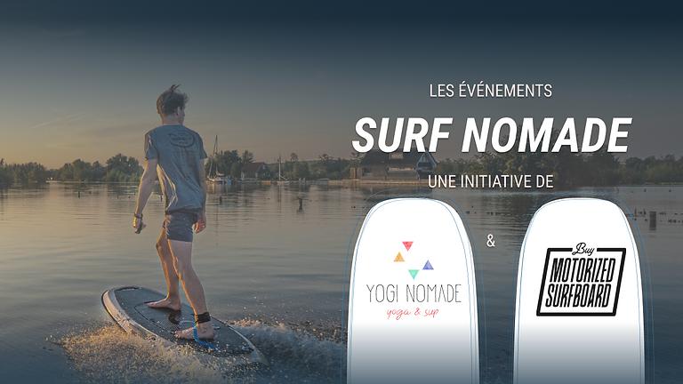 Essai de surf électrique