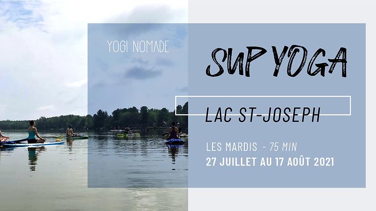 Lac St-Joseph - A LA CARTE
