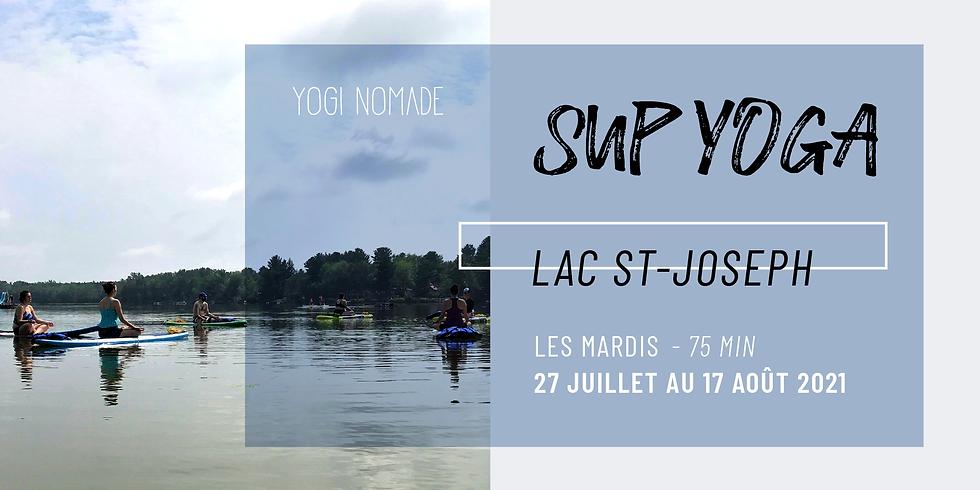 Lac St-Joseph - À LA CARTE