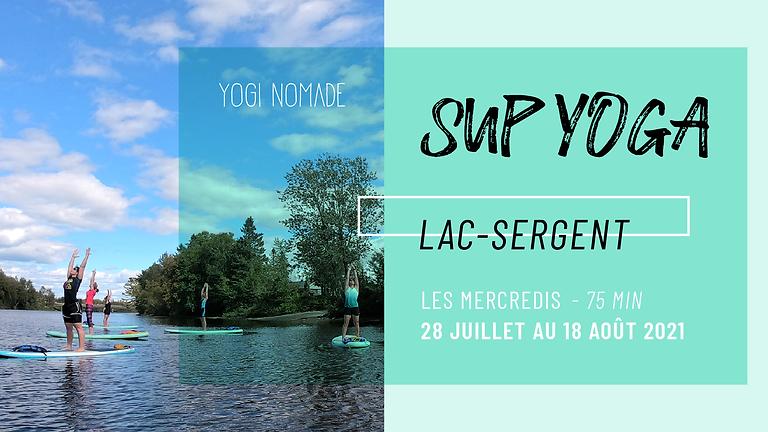 Lac Sergent - À LA CARTE