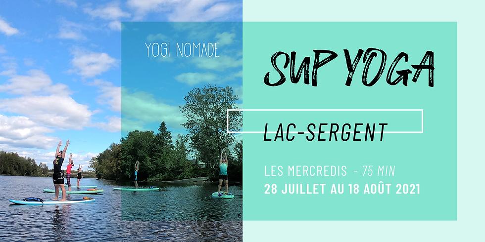 Lac Sergent - Session 2