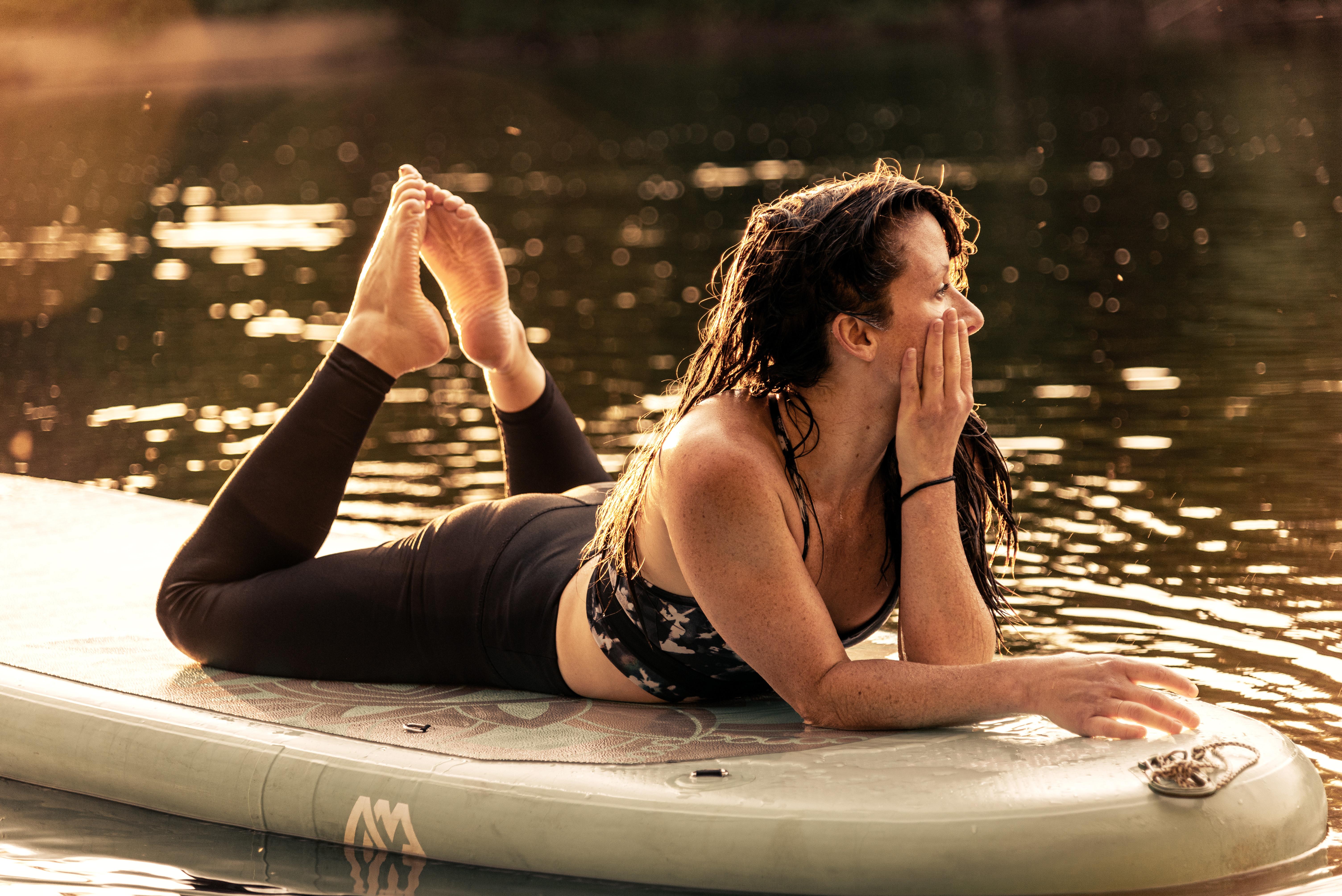 Sup yoga à la carte