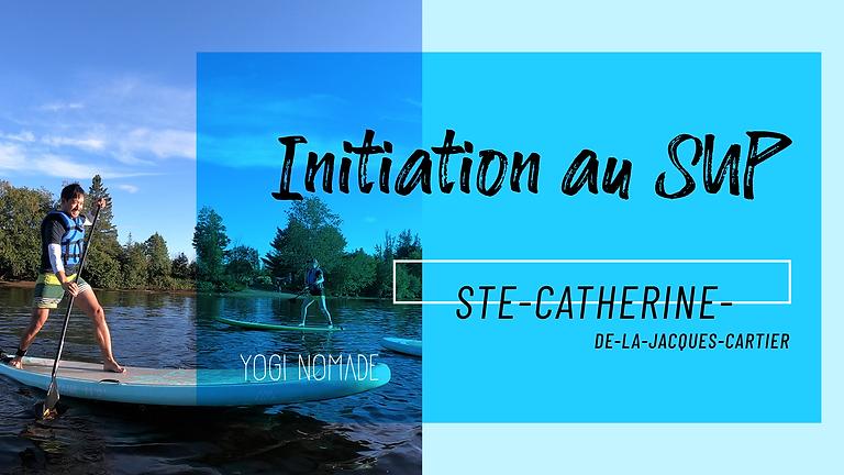 Initiation au SUP