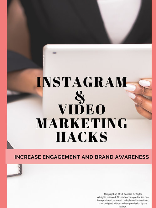 Instagram and Video Marketing Hacks