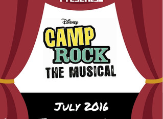 ANNOUNCEMENT: ENCORE Presents Disneys CAMP ROCK!