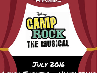 ANNOUNCEMENT: ENCORE Presents Disneys CAMP ROCK!
