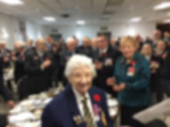 VCB Honorary Member - 96 years old, Lead