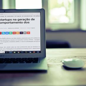 O impacto das startups na geração de empregos e o comportamento dos profissionais