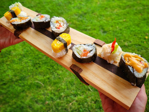 Olympic Cuisine (5 Japanese Recipes to Try)