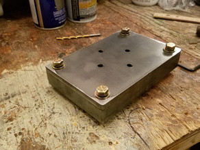 DIY Forged Carbon Fiber