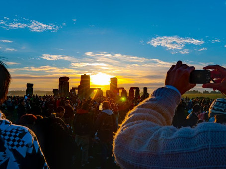Three Simple Ways to Honor the Summer Solstice