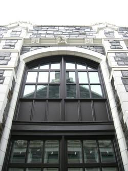Compton Hall Facade Restoration