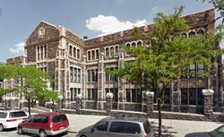 Goethals Hall Restoration